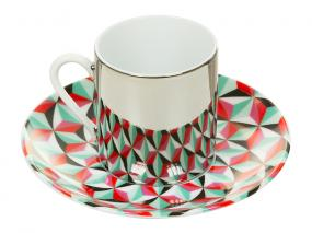 Taza/plato magic taza