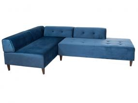 Chaise lounge Ceos azul